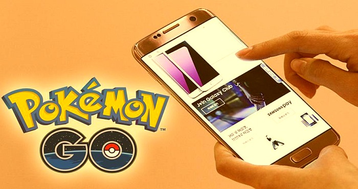 Download Pokemon Go for Samsung