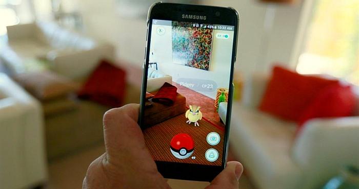 Pokemon Go in Australia, USA and New Zeland