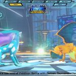 Play Pokken Tournament with your Pokémon