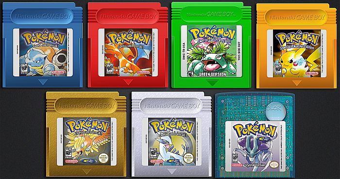 Play Old Pokemon GameBoy Games