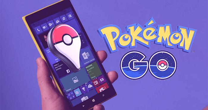Download Pokemon Go for Windows Phone & Windows 10
